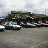 Saturday, 23/11 - day 2: The Hotham Village car park