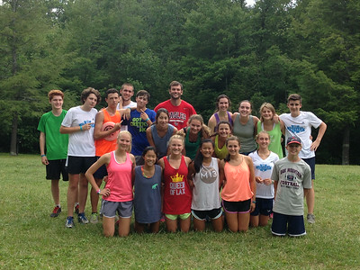 2014 Brevard Distance Runners Camp