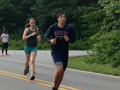 Art Loeb trail run