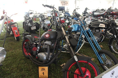 2014 Dutch Mason Blues Fest Motorcycle Show