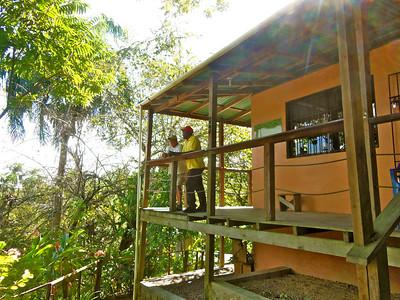 DR 2014: Ziplining, Yasika, Dominican Republic