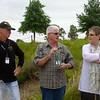 Ron Gillick with John & Noellene Gleeson