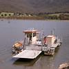 Crossing Lake Hume
