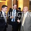 Frank Steinberg, Jeff Sadosky, David Armstrong. Photo by Tony Powell. 2015 Morris K. Udall Awards Dinner. Reagan Building. October 1, 2015