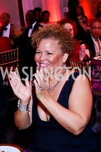 AAADT Board President Debra Lee. Photo by Tony Powell. 2015 Alvin Ailey Gala. Kennedy Center. February 3, 2015
