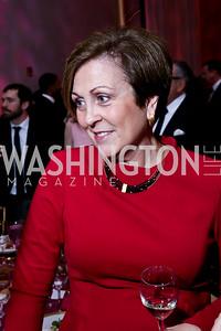 Kennedy Center President Deborah Rutter. Photo by Tony Powell. 2015 Alvin Ailey Gala. Kennedy Center. February 3, 2015
