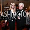 Janice Hobart, Sylvia Greenberg. Photo by Tony Powell. 2015 American Voice Award. Arena Stage. November 12, 2015