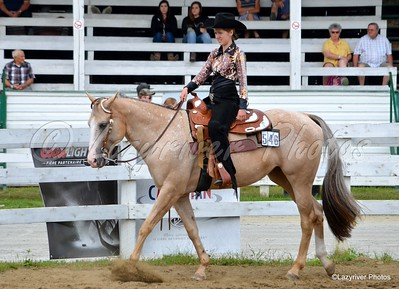 19 Youth Western Equitation