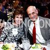 Meryl and Michael Chertoff. Photo by Tony Powell. BGCGW Tim Russert Congressional Dinner. May 13, 2015