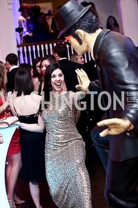 Melissa Foldvary. Photo by Tony Powell. 2015 Bachelors and Spinsters Ball. City Tavern Club. April 18, 2015