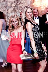 Brenna Dorney, Alex Thomas. Photo by Tony Powell. 2015 Bachelors and Spinsters Ball. City Tavern Club. April 18, 2015