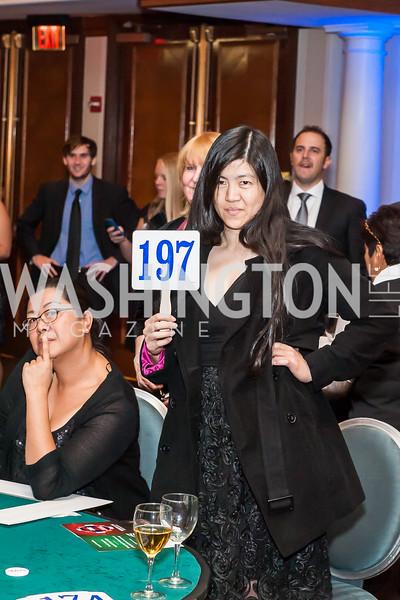 Susanna C. Photo by Tony Powell. 2015 Capitals Casino Night. November 14, 2015