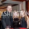 Brandon Pyle, Michelle LaRoi, Emily Nader. Photo by Tony Powell. 2015 Capitals Casino Night. November 14, 2015