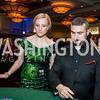Anna Sterrenburg, Ed Macauley. Photo by Tony Powell. 2015 Capitals Casino Night. November 14, 2015