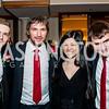 Evgeny Kuznetsov, Alexander Ovechkin, Susanna C., Dmitry Orlov. Photo by Tony Powell. 2015 Capitals Casino Night. November 14, 2015