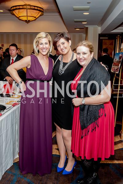 Alexandra Fielding Wilson, Christy Burton, Mary Bowen. Photo by Tony Powell. 2015 Capitals Casino Night. November 14, 2015