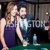 Samantha Erskine, Jeff Gluchowski. Photo by Tony Powell. 2015 Capitals Casino Night. November 14, 2015