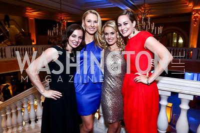 Arina Grossu, Cherie Short, Alison Howard, Lauren Merz. Photo by Tony Powell. 2015 Música y Sueños. Women's Museum. May 29, 2015