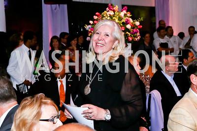 Leah Gansler. Photo by Tony Powell. 2015 CharityWorks 100 Point Wine Dinner. Leonsis Residence. April 25, 2015