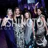 Lori Jenkins, Julianna Swygert, Kathy Viola, Diana Villarreal. Photo by Tony Powell. 2015 CharityWorks Dream Ball. Building Museum. September 26, 2015