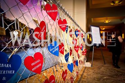 Photo by Tony Powell. 2015 DC Heart Ball. Mandarin Oriental. February 28, 2015