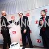 UAE Amb. Yousef Al Otaiba, John Kerry, David Rothkopf. Photo by Tony Powell. 2015 Diplomat of the Year. Park Hyatt. October 20, 2015