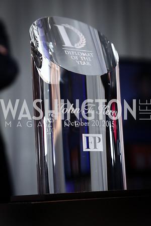 2015 Diplomat of the Year | Tony Powell
