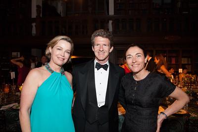 Caroline Michael Osborne, Willy Walker, Diana Farrell