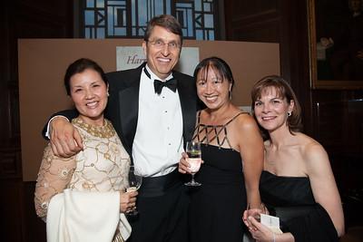 Helen Beckner, Paul Beckner, May Liang, Jan Najera