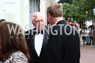 Democratic Whip Steny Hoyer. Photo by Tony Powell. 2015 Ford's Theatre Gala. May 31, 2015