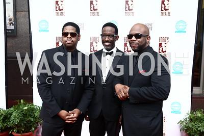 Boyz II Men. Photo by Tony Powell. 2015 Ford's Theatre Gala. May 31, 2015