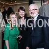 Jan Herman, Lynsey Jeffries, William Herman. Photo by Tony Powell. 2015 Going Places Gala. Warner Theatre. November 4, 2015
