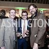 Scott Welch, Toby Millman, Andrew Czajkowski. Photo by Tony Powell. 2015 Going Places Gala. Warner Theatre. November 4, 2015