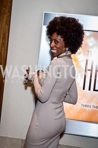 Bonita Brisker. Photo by Tony Powell. 2015 Helen Hayes Awards. Lincoln & Howard Theaters. April 6, 2015