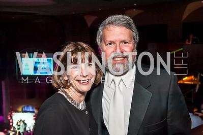 Lauren and Glen Howard. Photo by Tony Powell. 2015 Helen Hayes Awards. Lincoln & Howard Theaters. April 6, 2015