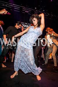 Tori Bertocci. Photo by Tony Powell. 2015 Helen Hayes Awards. Lincoln & Howard Theaters. April 6, 2015