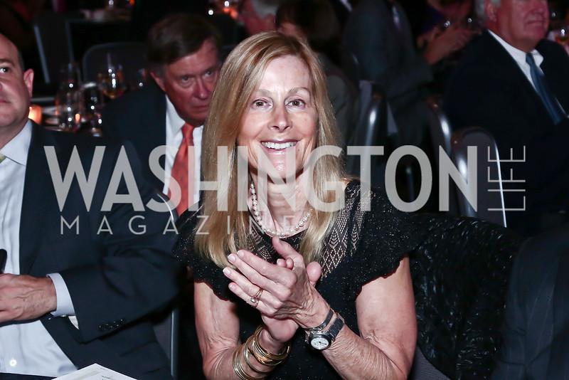 Eileen Shields West. Photo by Tony Powell. 2015 ICFJ Awards Dinner. Reagan Building. November 10, 2015