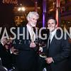 Robin Hill, Peter Copeland. Photo by Tony Powell. 2015 ICFJ Awards Dinner. Reagan Building. November 10, 2015