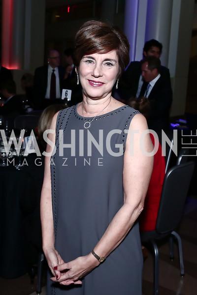 ICFJ President Joyce Barnathan. Photo by Tony Powell. 2015 ICFJ Awards Dinner. Reagan Building. November 10, 2015