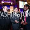 Mark Seibel, Alberto Ibarguen, Paul Waters. Photo by Tony Powell. 2015 ICFJ Awards Dinner. Reagan Building. November 10, 2015