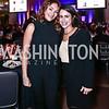 Heba Fatani, Susan Toffler. Photo by Tony Powell. 2015 ICFJ Awards Dinner. Reagan Building. November 10, 2015