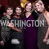 Evelyn Catarevas, Elizabeth Oliver-Farrow, Janet Farrell, Gina Williams. Photo by Tony Powell. 2015 Imagination Stage Gala. October 17, 2015