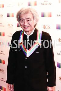 Kennedy Center Honoree Seiji Ozawa. Photo by Tony Powell. 2015 Kennedy Center Honors. December 6, 2015