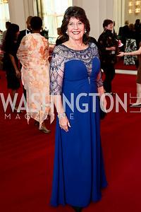 Carol Schwartz. Photo by Tony Powell. 2015 Kennedy Center Spring Gala. May 3, 2015