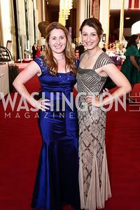 Laura Wainman, Emily Parker. Photo by Tony Powell. 2015 Kennedy Center Spring Gala. May 3, 2015