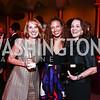 Ginger Williams, Lori Soto, Liz Blumenfeld. Photo by Tony Powell. 2015 Lab School Gala. Building Museum. November 12, 2015
