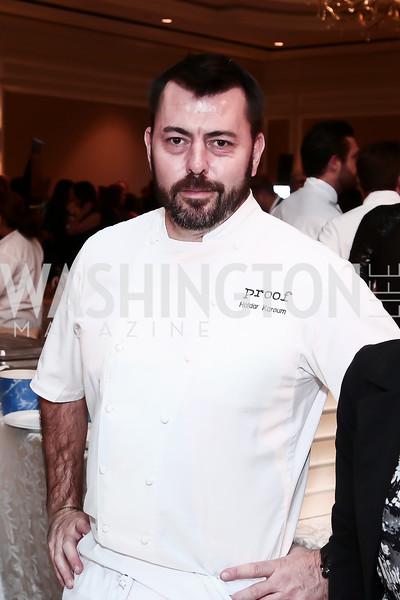 Proof Chef Haidar Karoum. Photo by Tony Powell. 2015 March of Dimes Signature Chefs Gala. Ritz Carlton. November 17, 2015