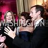 Dee Dee Myers, Capricia Marshall, Rob Marshall. Photo by Tony Powell. 2015 Meridian Ball. October 16, 2015