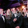 Sergio Garcia Gomez and Argentina Amb. Cecelia Nahon, Trinidad and Tobago Amb. Neil Parsen and Tara Parsen. Photo by Tony Powell. 2015 Meridian Ball. October 16, 2015