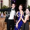 Logan Soya, Anna Buglaeva, Soo Young Kim. Photo by Tony Powell. 2015 Meridian Ball. October 16, 2015